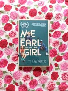 Me, Earl and the Dying Girl by Jesse Andrews