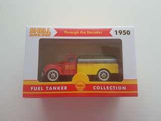 Shell Fuel Tanker Truck - 1950 Through the Decades