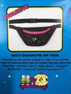 Sanrio Loot Crate Multi-Character Fanny Pack