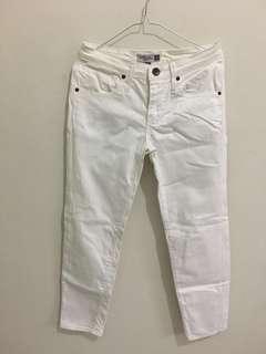 [REPRICE] White Jeans