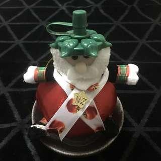 全新 可愛 聖誕老人HEINZ茄汁造型 掛飾