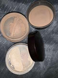 Laura Mercier Mineral Powder SPF 15 in Porcelain and Classic Beige