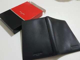 Pierre cardin passport holder