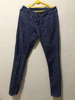Celana jeans remix