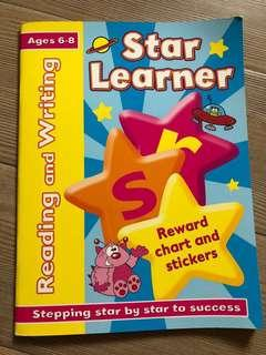 English Book For Ages 6-8