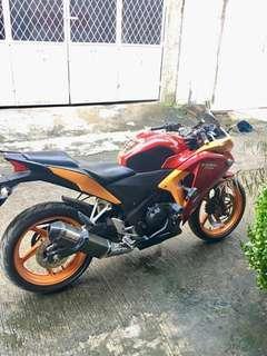 CBR 250R tahun 2013 Thailand