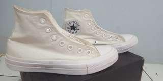 Jual Sepatu Converse CT II High White Ori