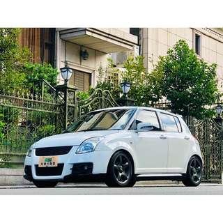 2007年 SWIFT 全車系3500元交車,外縣市可配合當日過戶交車