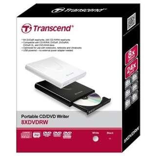 創見 8xdvdrw 外接式dvd 燒錄光碟機 聖誕節 交換禮物