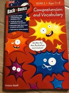 English book for ages 7-8