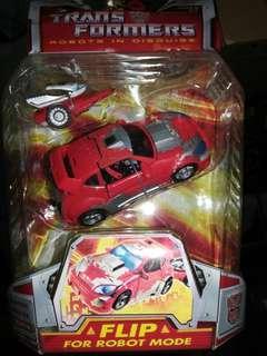 Transformers Cliffnumper