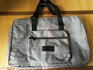 New Canvas Briefcase Laptop Shoulder Bag Travel Bag