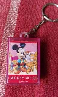 迷你撲克牌key chain