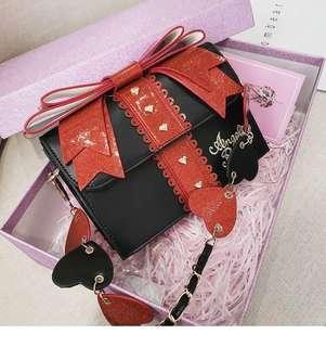 Christmas Box Handbag