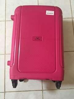 Pink Sky Travel Luggage