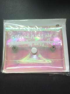 Taeyeon 'Something New' hologram card case.