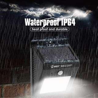 P11 Solar Security Lights,Solar Motion Sensor Lights, IMIGY 3-in-1 Lights Motion Sensor,Waterproof Solar Energy Powered Security Light Outdoor (8LED)