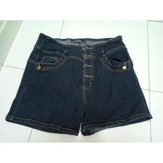 PRE-X'MAS SALES 18 : Short Jeans
