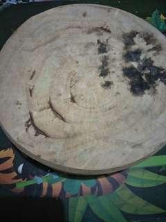 Talenan Kayu dari Pohon Asem