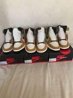 Jordan 1 Rookie of the year size 11.5/12