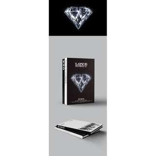 [PREORDER] 엑소 (EXO) - LOVE SHOT / 5TH REPACKAGE ALBUM