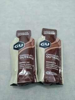 GU Energy Gel - Chocolate Outrage