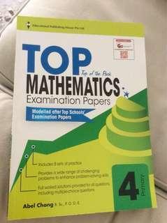 Math Exam Papers Pri 4
