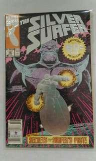Marvel Silver Surfer 50 comic