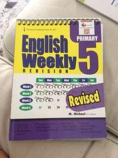 English Weekly Revision P5