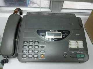 Panasonic Fax Machine傳真機