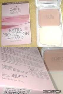 BEDAK CARING EXTRA PROTECTION-pink shell-BARU-NETT