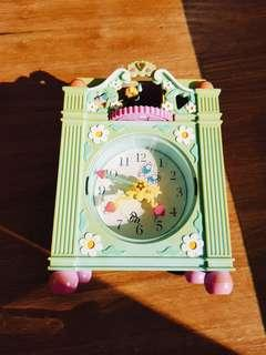 1991 Vintage Polly Pocket Funtime Clock