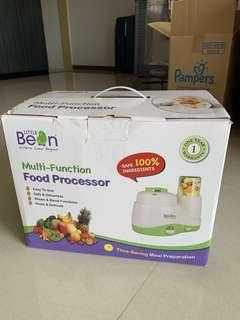 Little Bean Food Processor (steamer and blender in one)