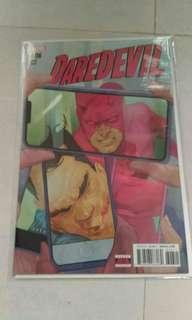 Marvel Daredevil comic