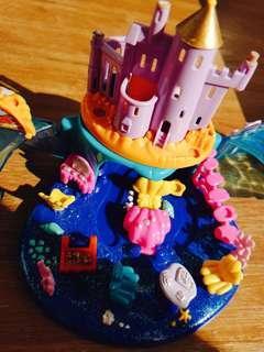1996 Disney Little Mermaid Vintage Polly Pocket