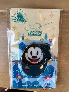 迪士尼幸運兔徽章