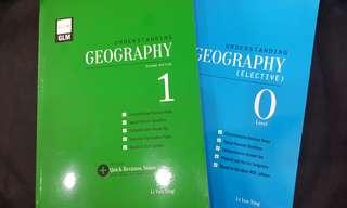 GLM Understanding Geography Books