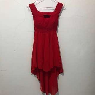 #PrelovedWithLove Red Dress