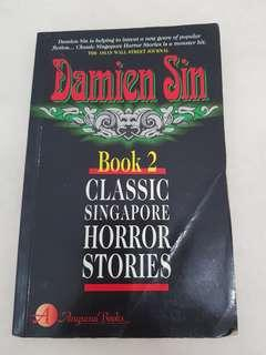 Damien sin classic singapore horror stories book 2