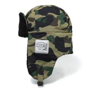 BAPE 1ST CAMO BOA CAP