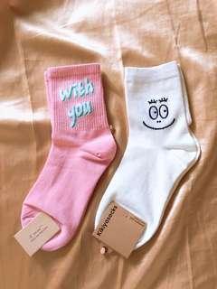 🚚 泡泡先生 日韓長襪 韓國製