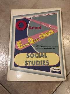 social studies guidebook