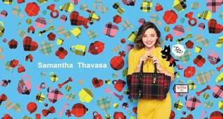 Samantha Thavasa 日本機場買回來  正貨  可上肩 再有長帶 (pick up Tuen Mun pier head / SF express)