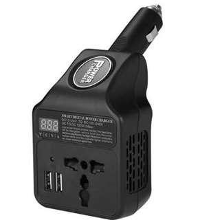 🚚 Lamko Car Smart Power Inverter
