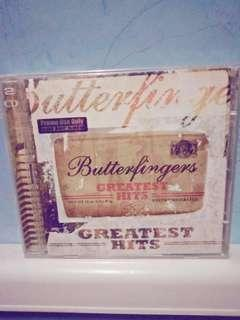 BUTTERFINGERS GREATEST HITS PROMO COPY