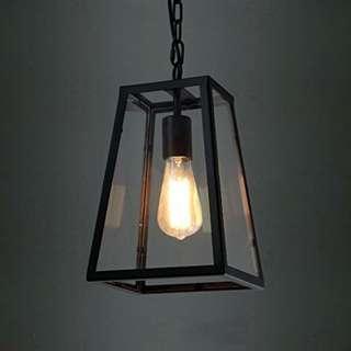 BAYCHEER Lantern Retro Vintage Hanging Lamp •E168•