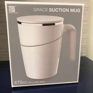 Brand new limited edition SGX Artiart Grace suction mug