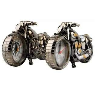 🚚 Decorative Harley Davidson Motorcycle Clock