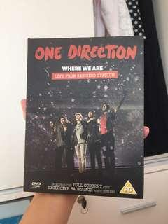 One Direction Where We Are : Live from San Siro