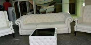Sofas white